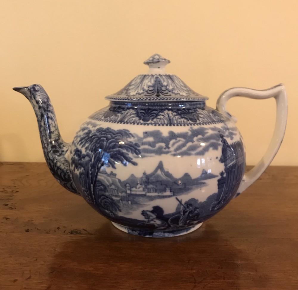 cauldon chariots tea pot 145 cm
