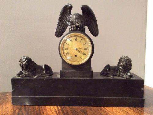 a william payne clock