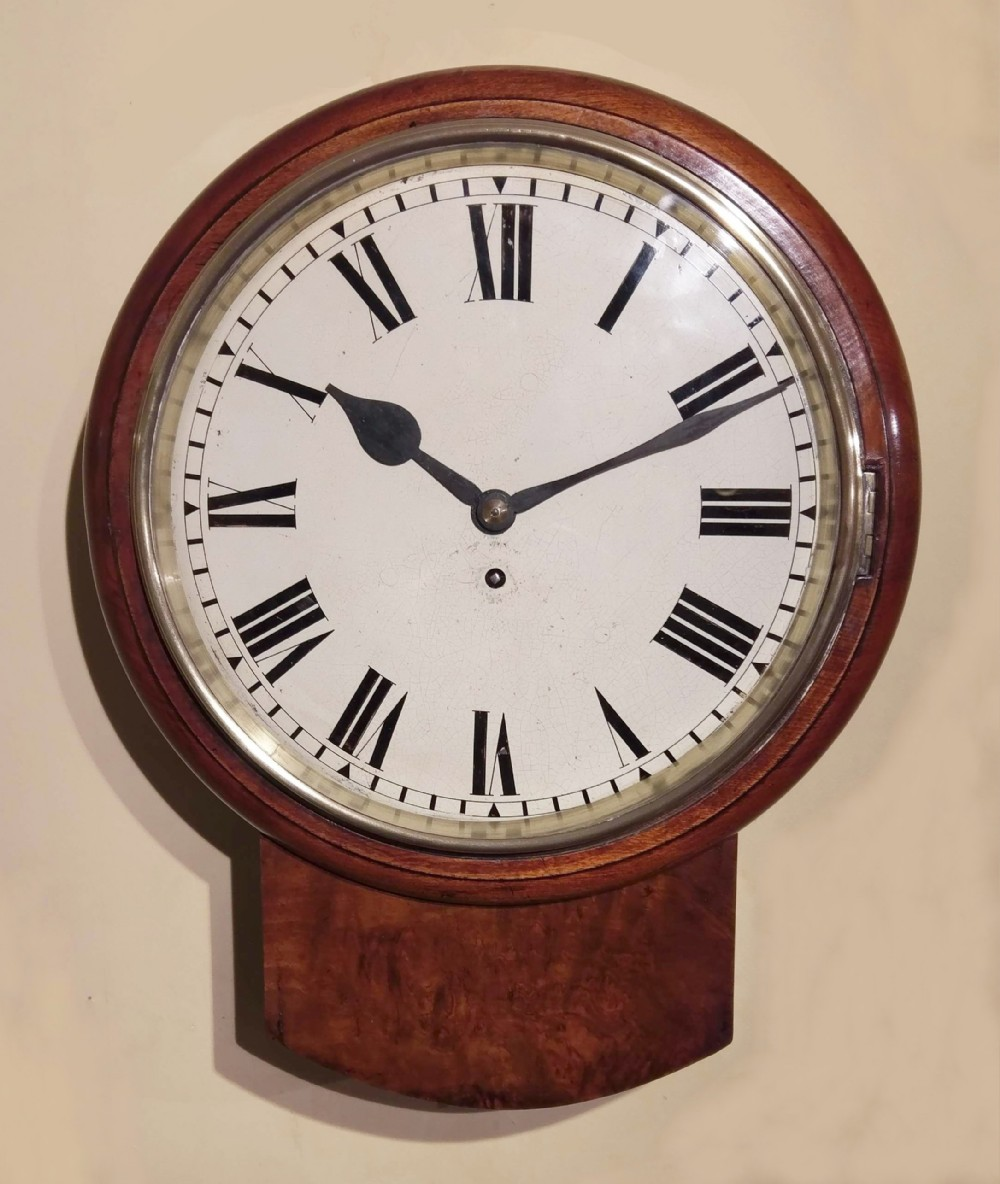 fusee wall clock with history