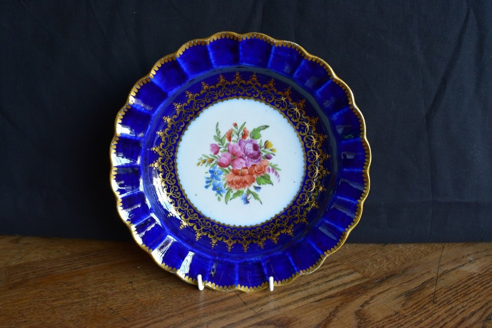 worcester plate c1770