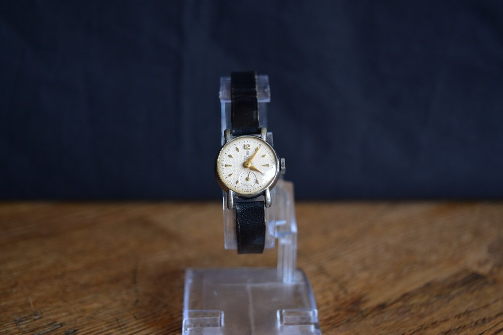 tudor ladies vintage wristwatch