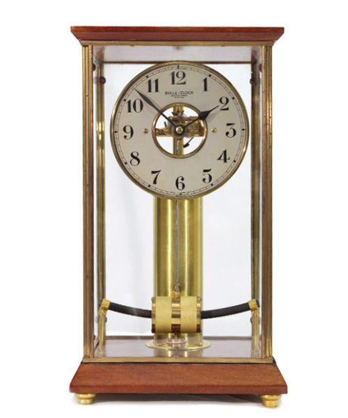 bulle 4glass clock