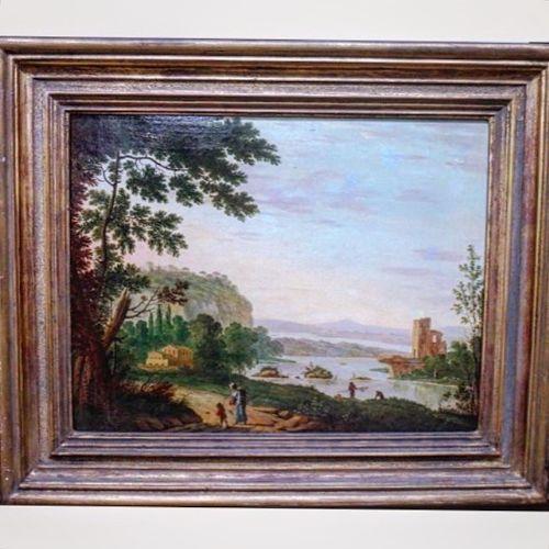 Late 18th Century Dutch Landscape | 603298 | Sellingantiques co uk