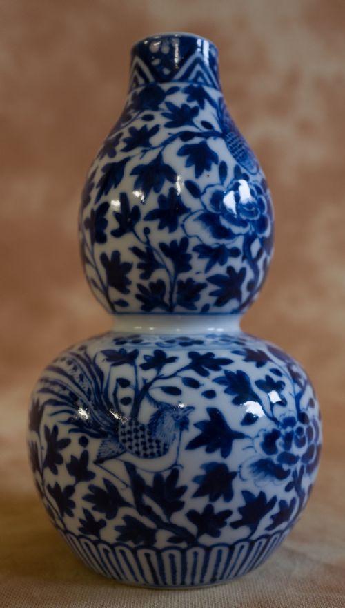 Antique Gourd Vases The Uks Largest Antiques Website
