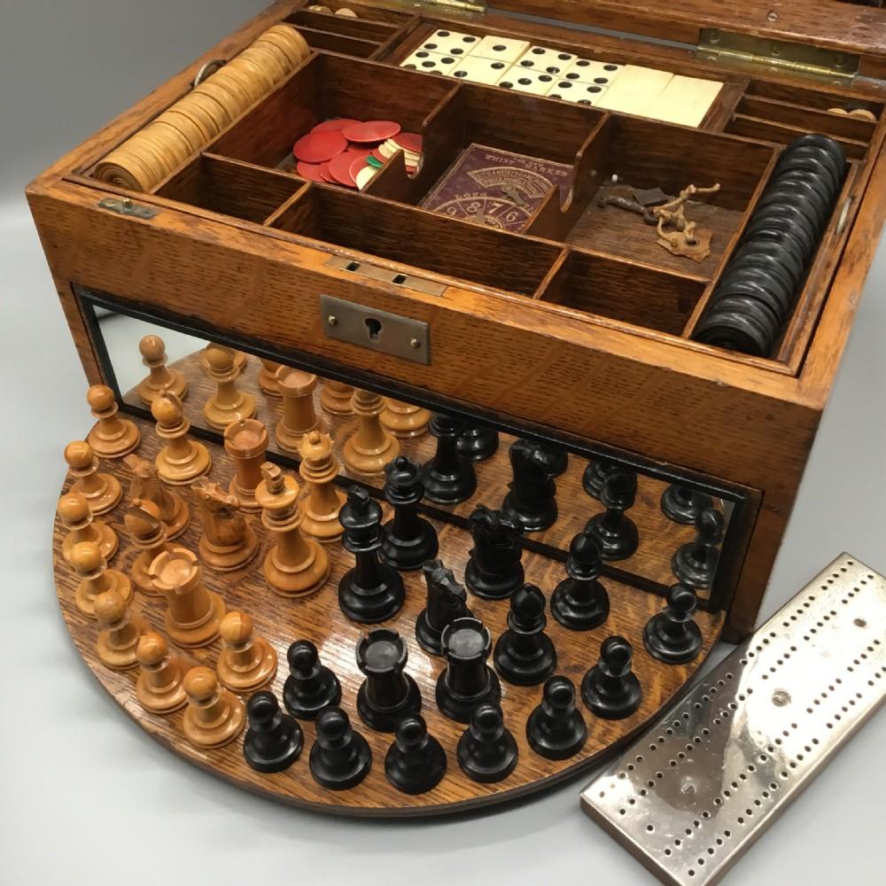 stunning victorian compendium games box
