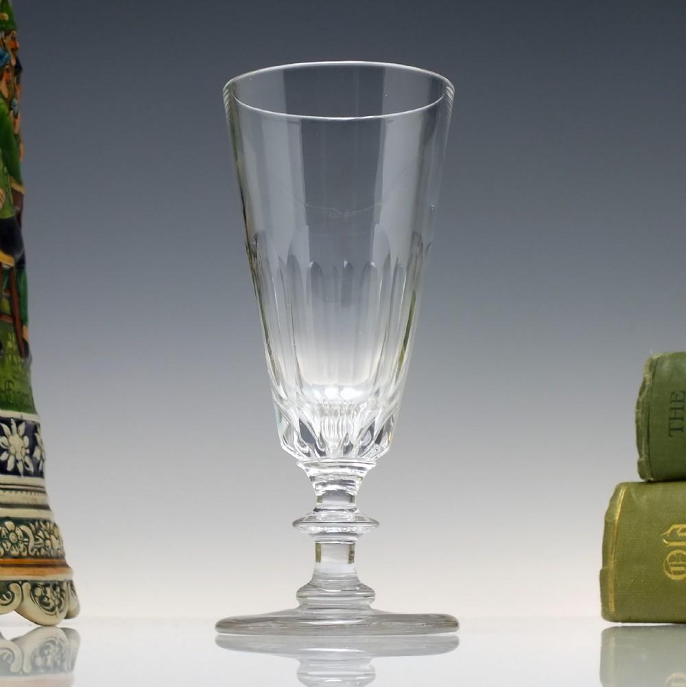 georgian regency ale glass c1820