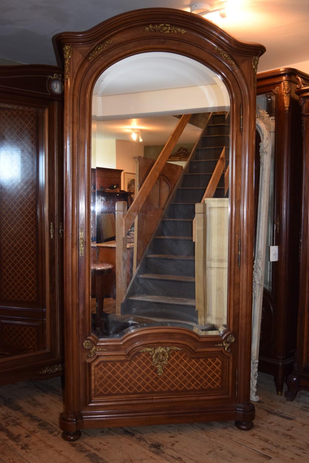 french louis xv1 style armoire