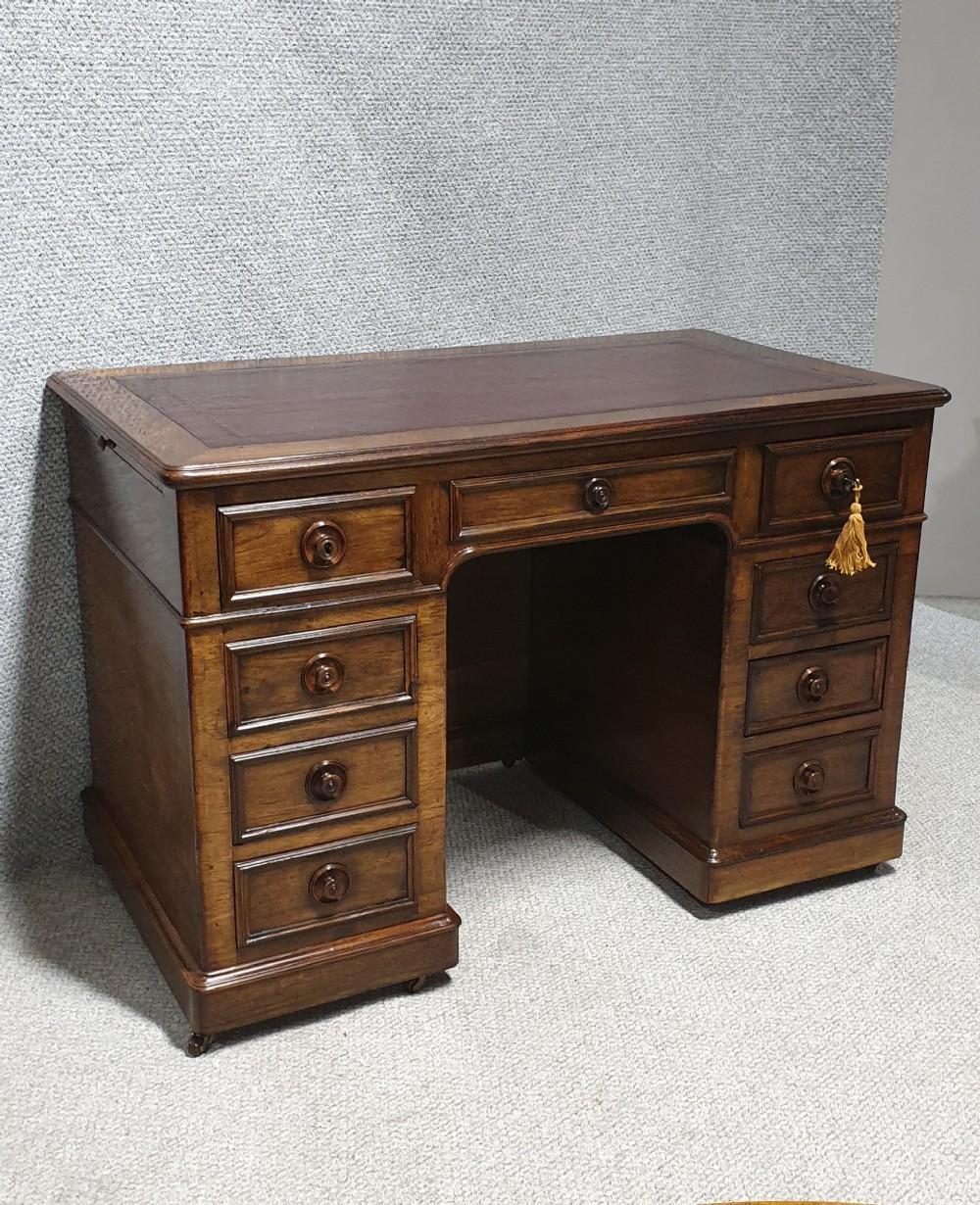 outstanding regency rosewood partners desk