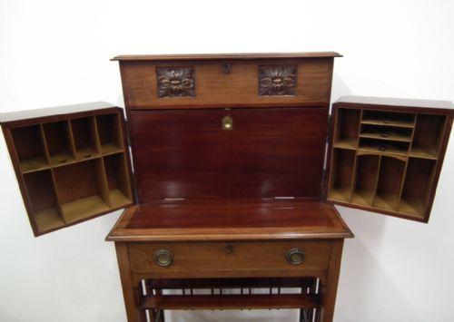 Unusual edwardian ladies writing desk 183941 for Unusual writing desks