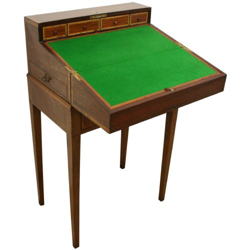 - Antique Campaign Desks - The UK's Largest Antiques Website