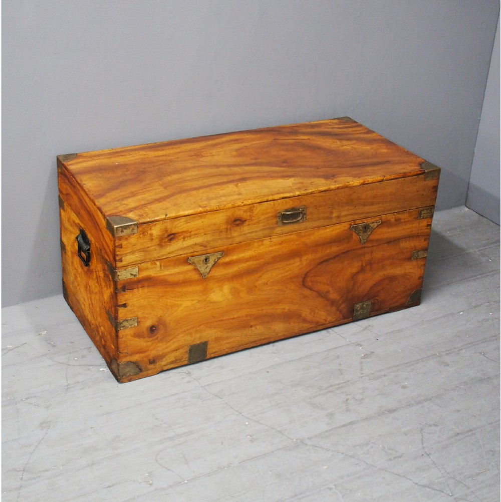 anglochinese camphorwood campaign trunk