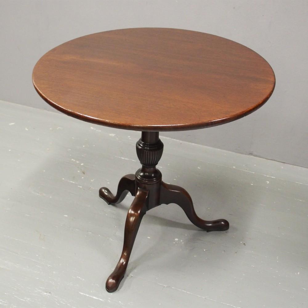 george iii mahogany snap top table