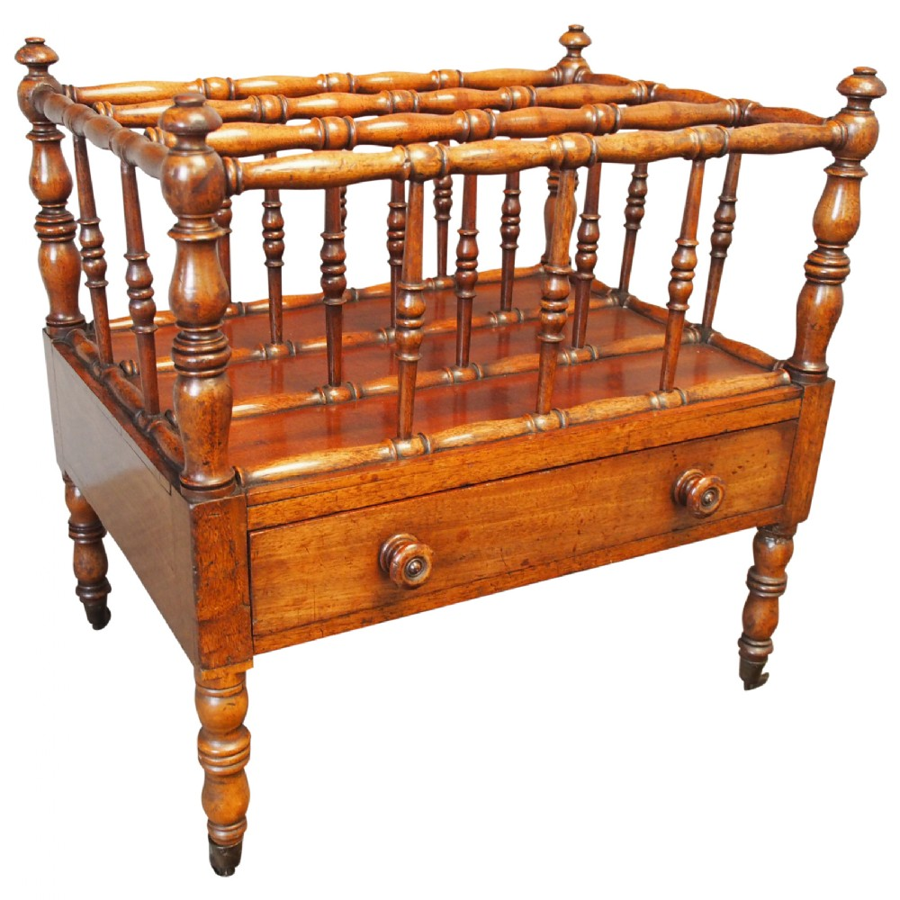 george iv mahogany canterbury