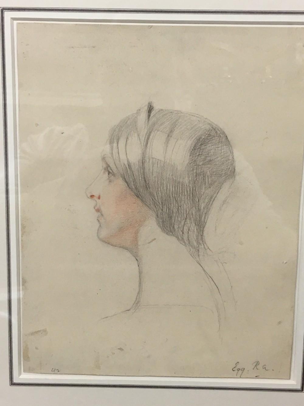 c19th portrait by augustus leonard egg181663