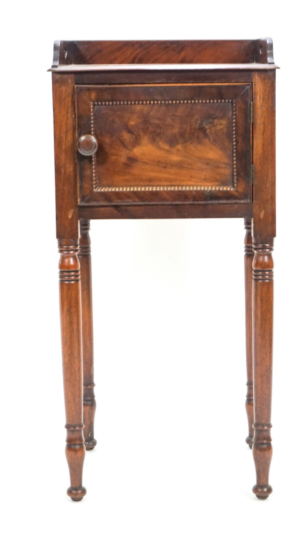 a william iv mahogany pot cupboard