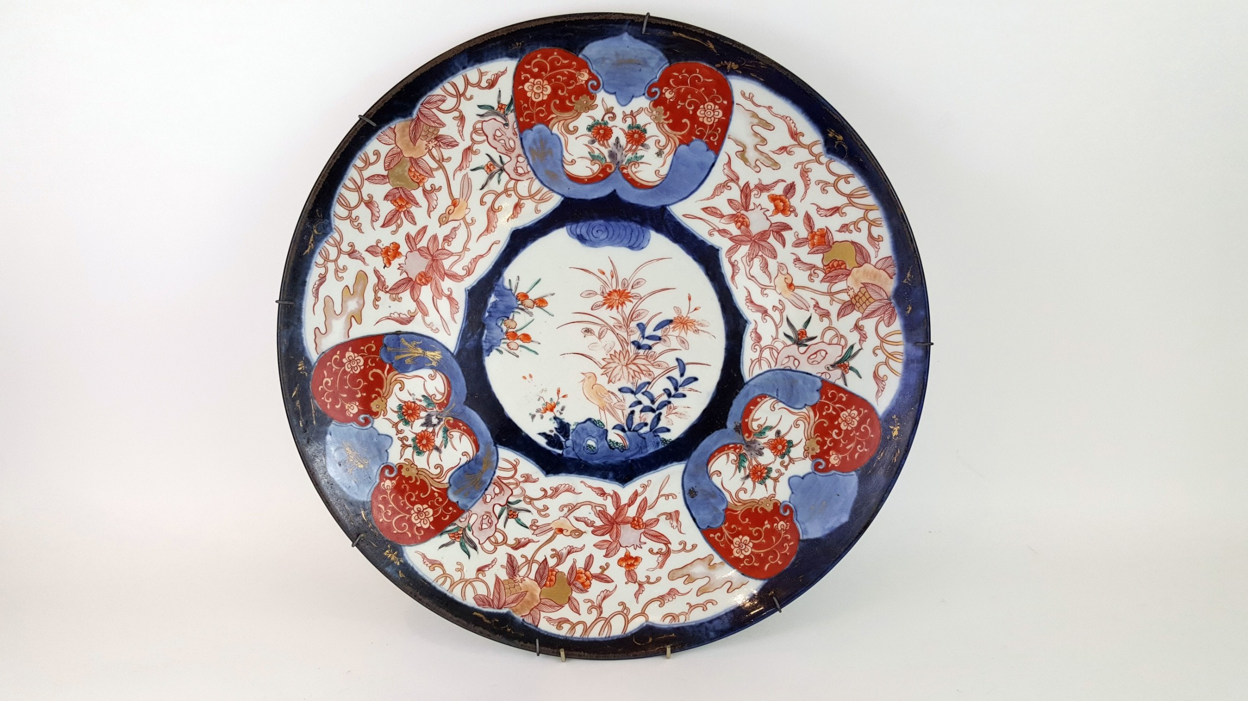 meiji period 19th century japanese large imari