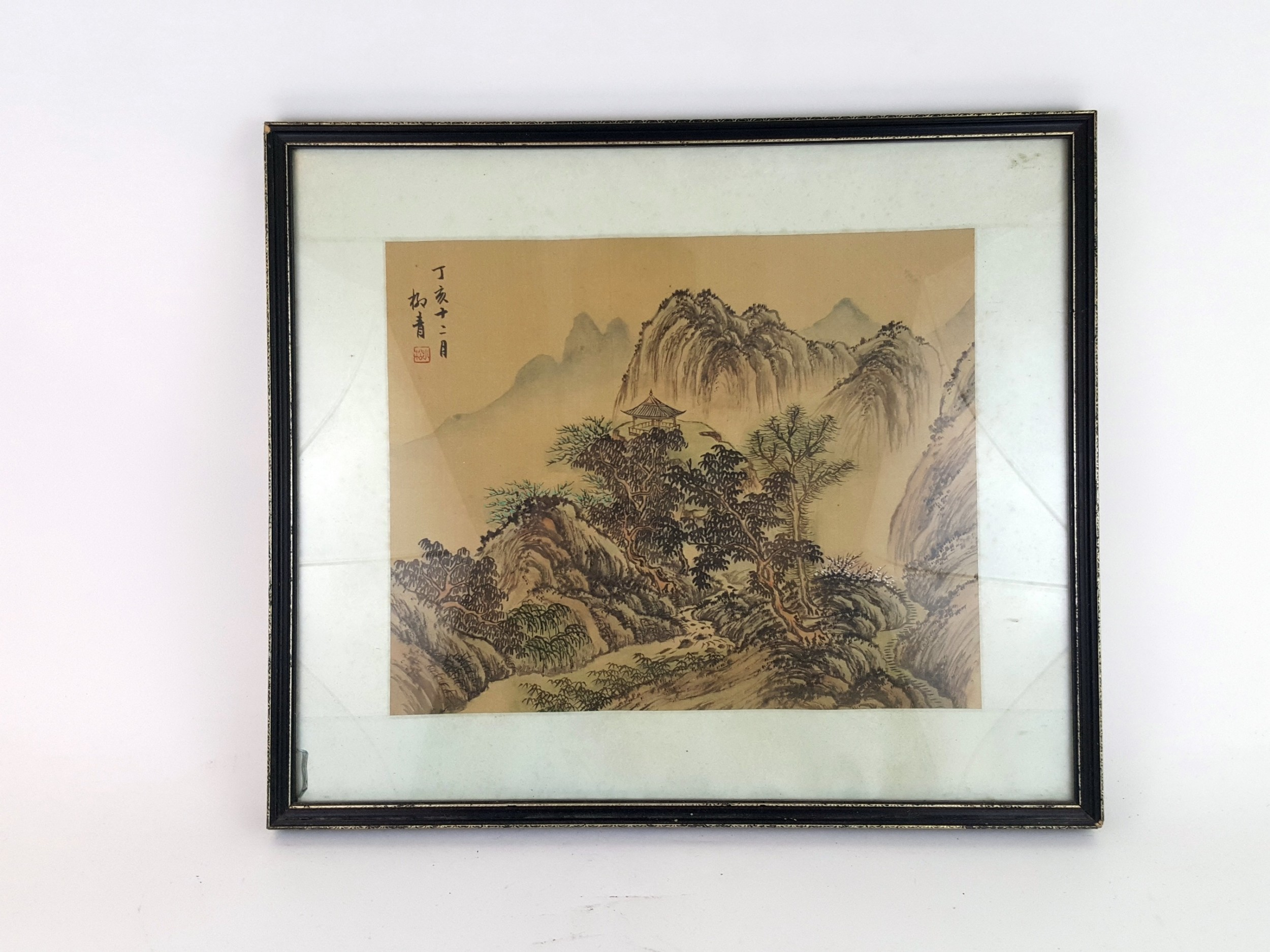 meiji period japanese woodblock print