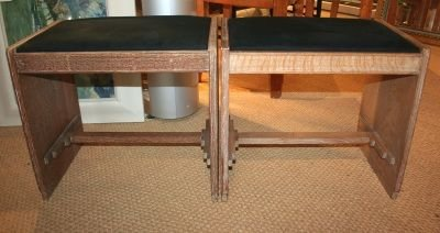art deco stools