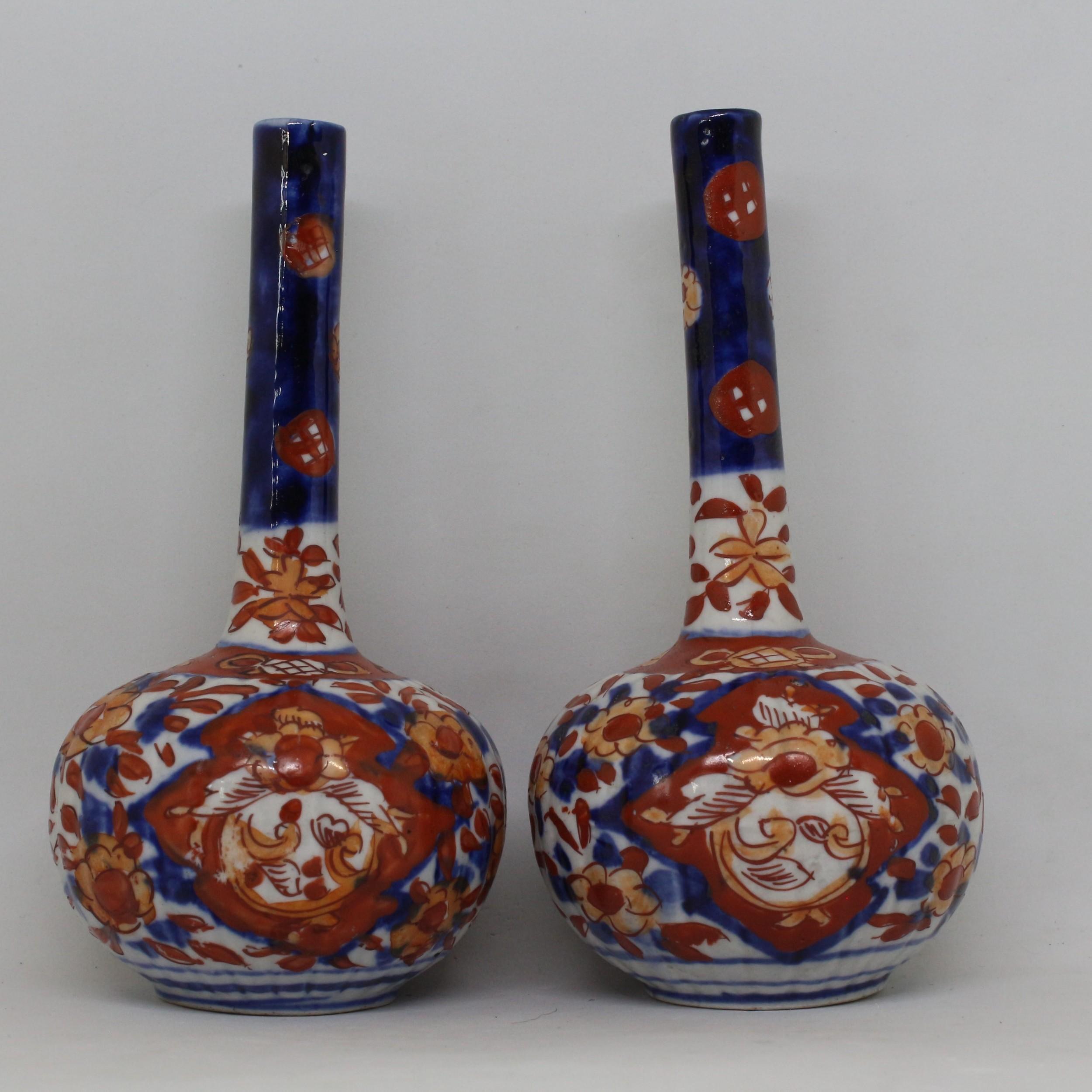 japanese imari vases