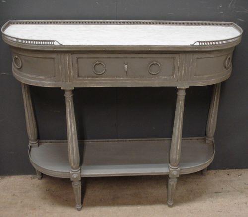 Antique French Console Table 442506 Sellingantiquescouk