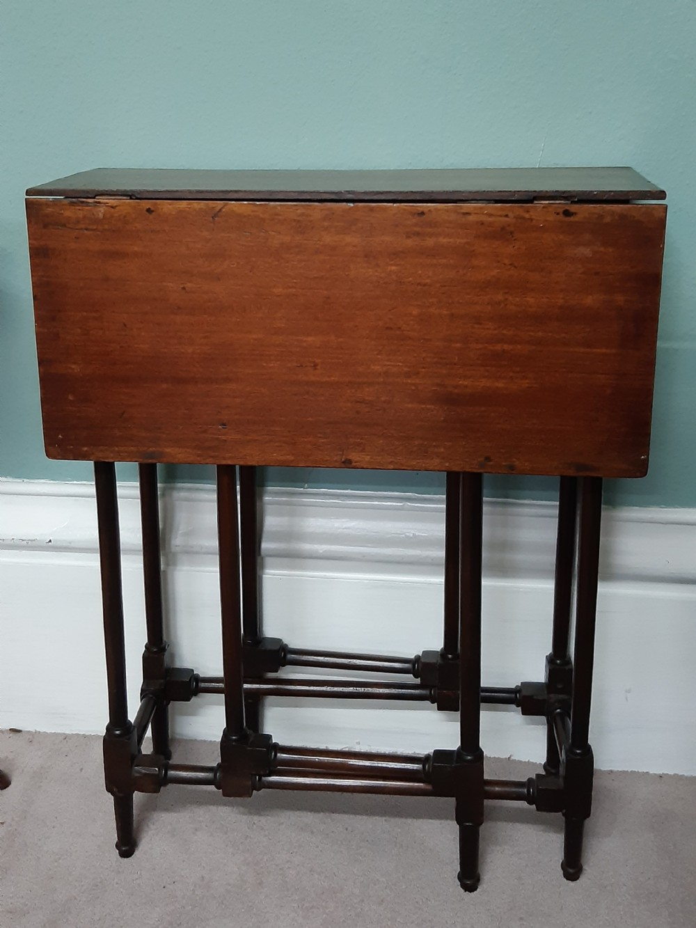 small spider leg table