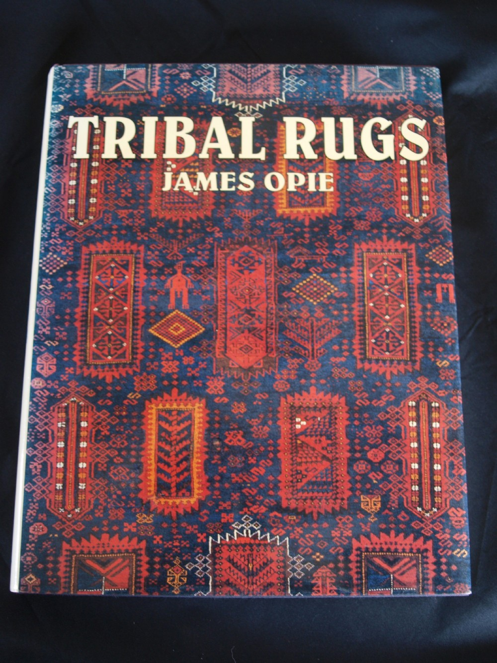 tribal rugs nomadic and village weavings from the near east and central asia