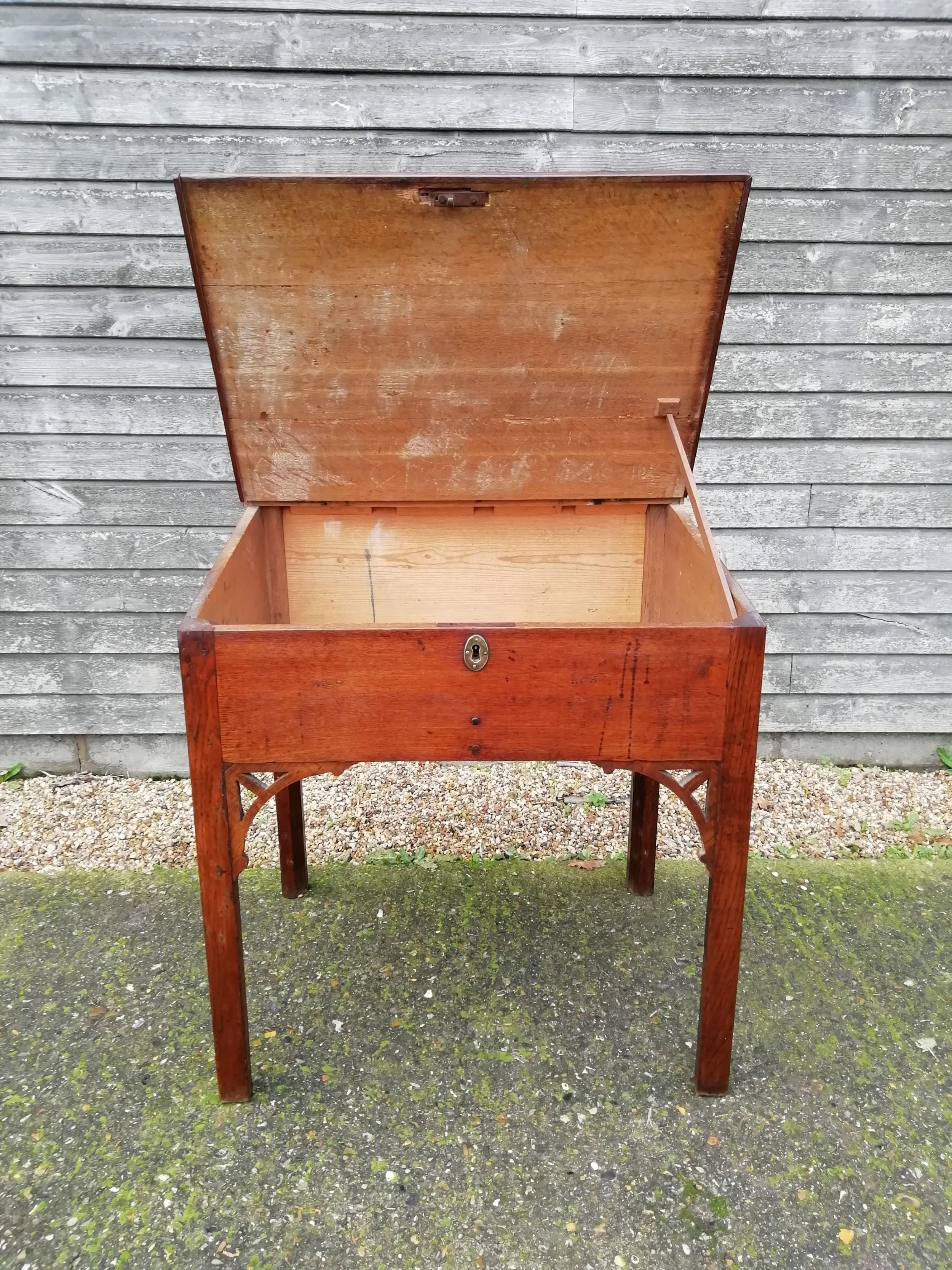 oak clerk's desk 17601790