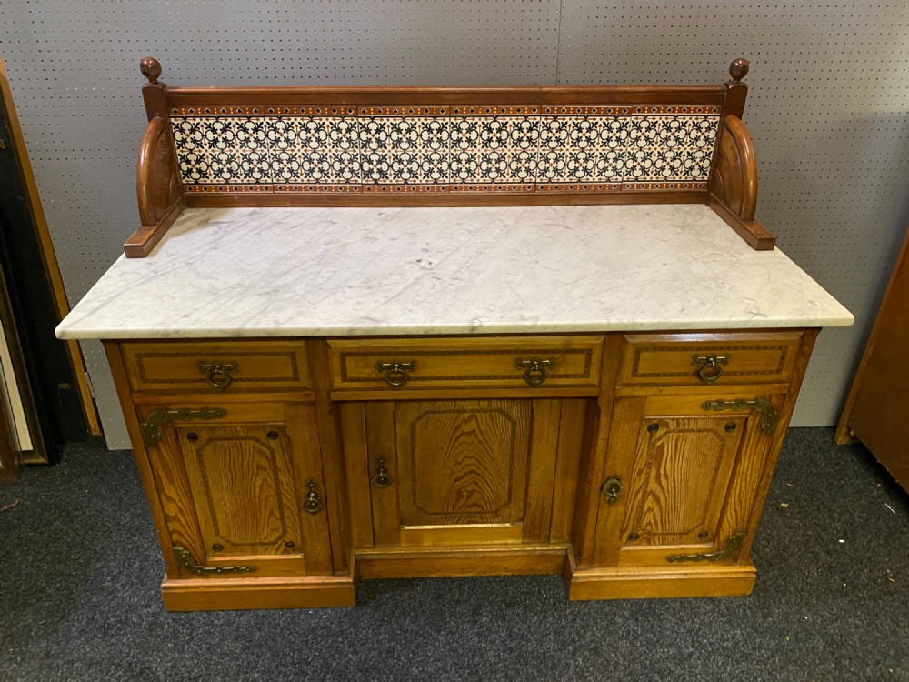 aesthetic style washstand