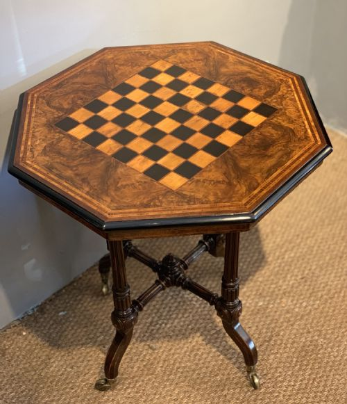 Antique Chess Tables - The UK's Largest Antiques Website