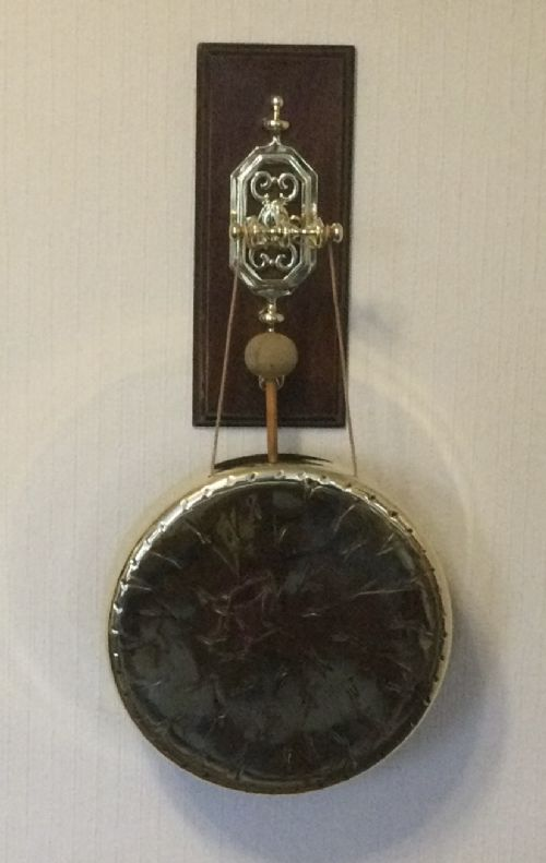 william tonks wall gong