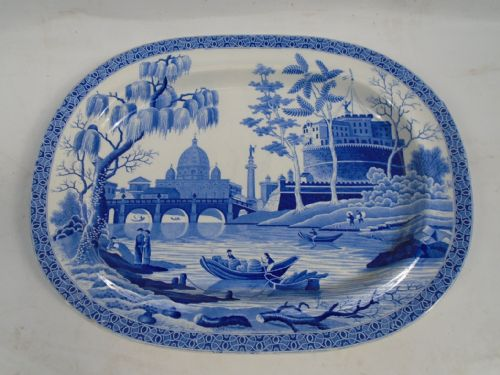 Antique Blue And White The Uk S Largest Antiques Website