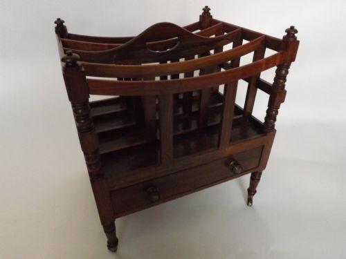 c19th regency period rosewood canterbury