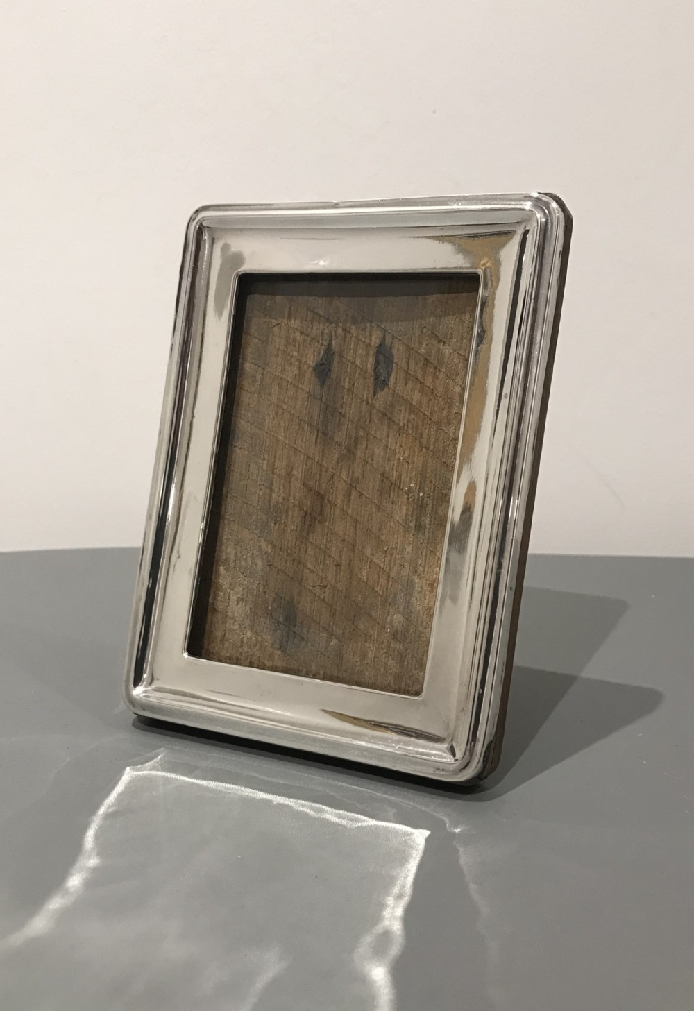 george v silver photograph frame by a j zimmerman