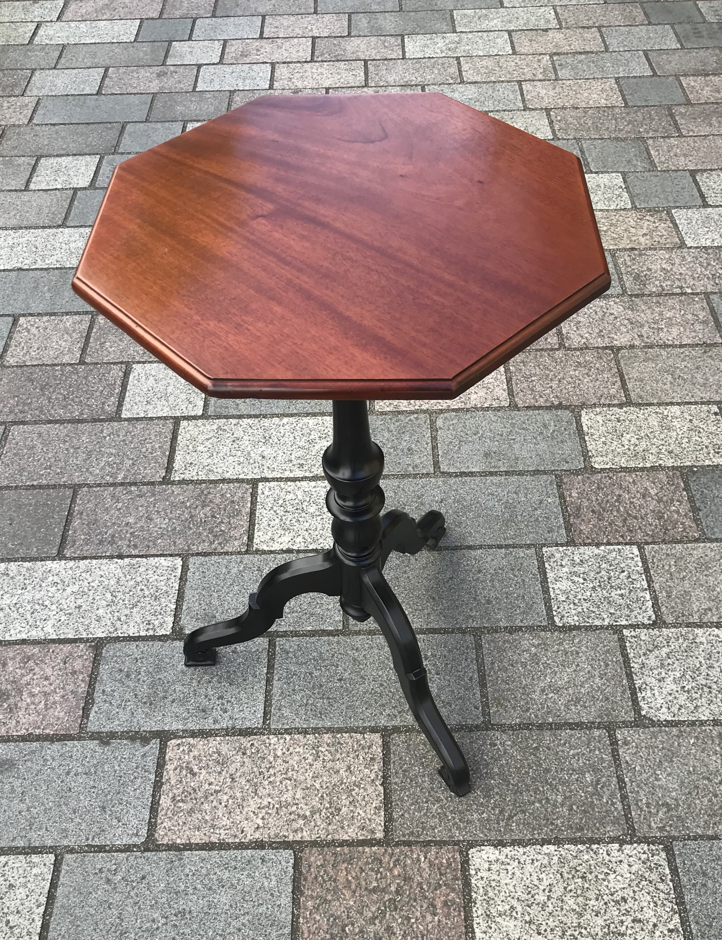 victorian wine table by miles edwards london