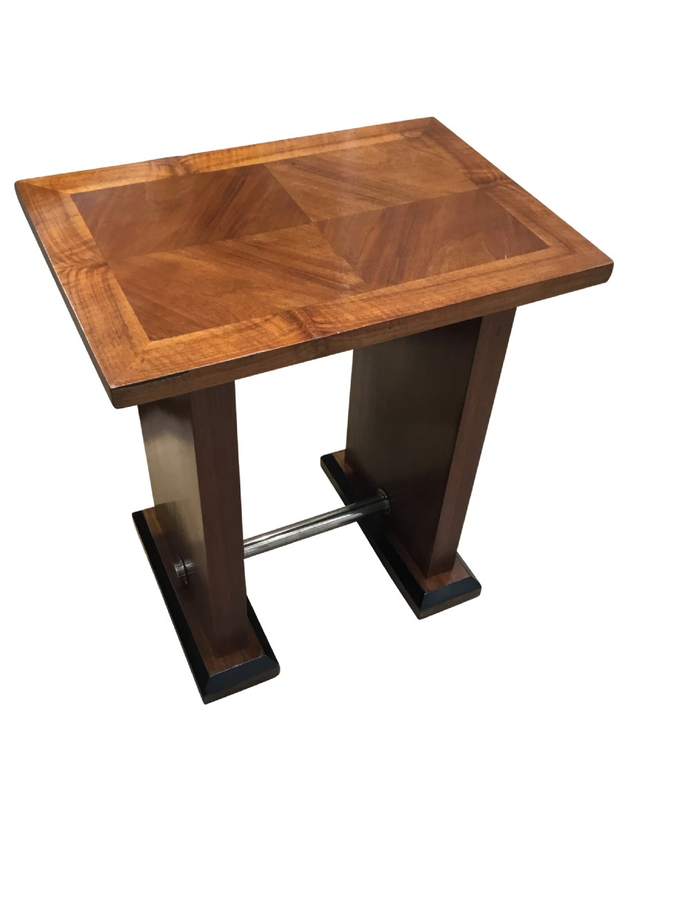 art deco sideoccassional table