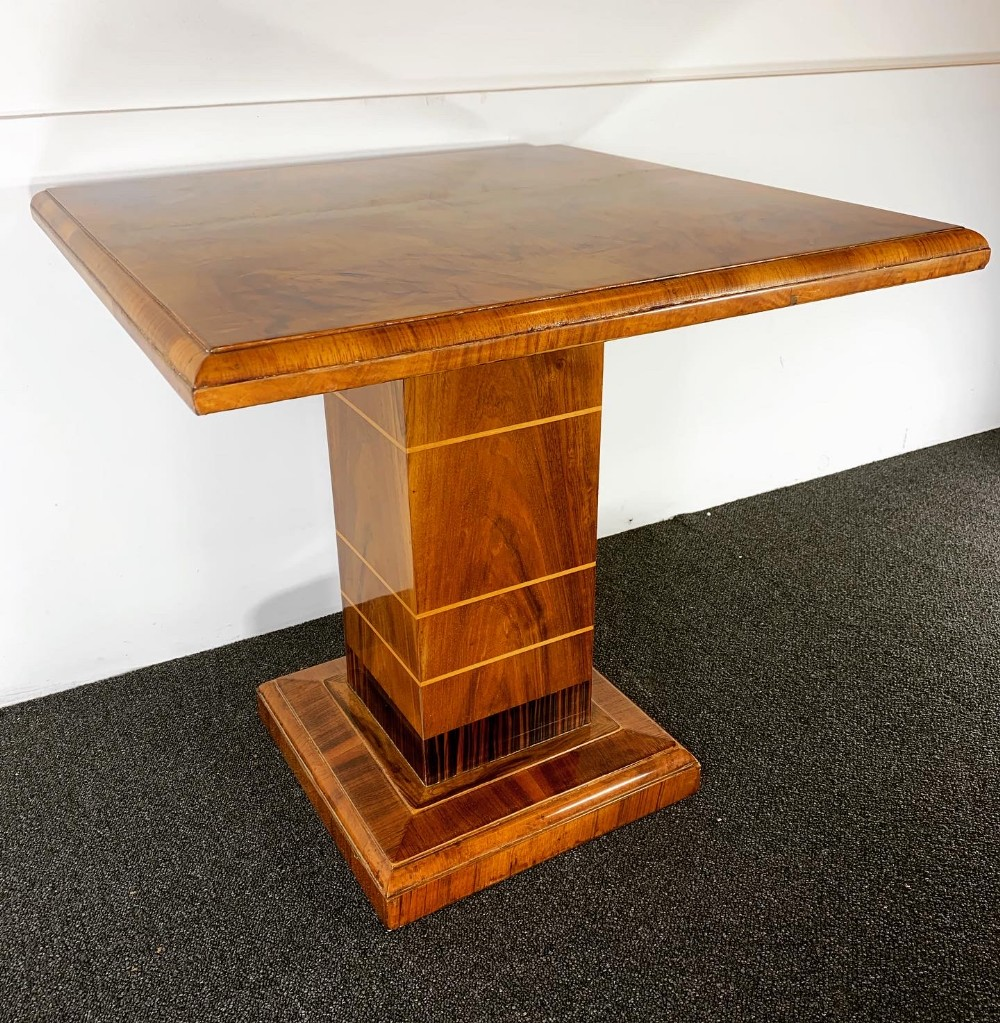 art deco sidecoffee table