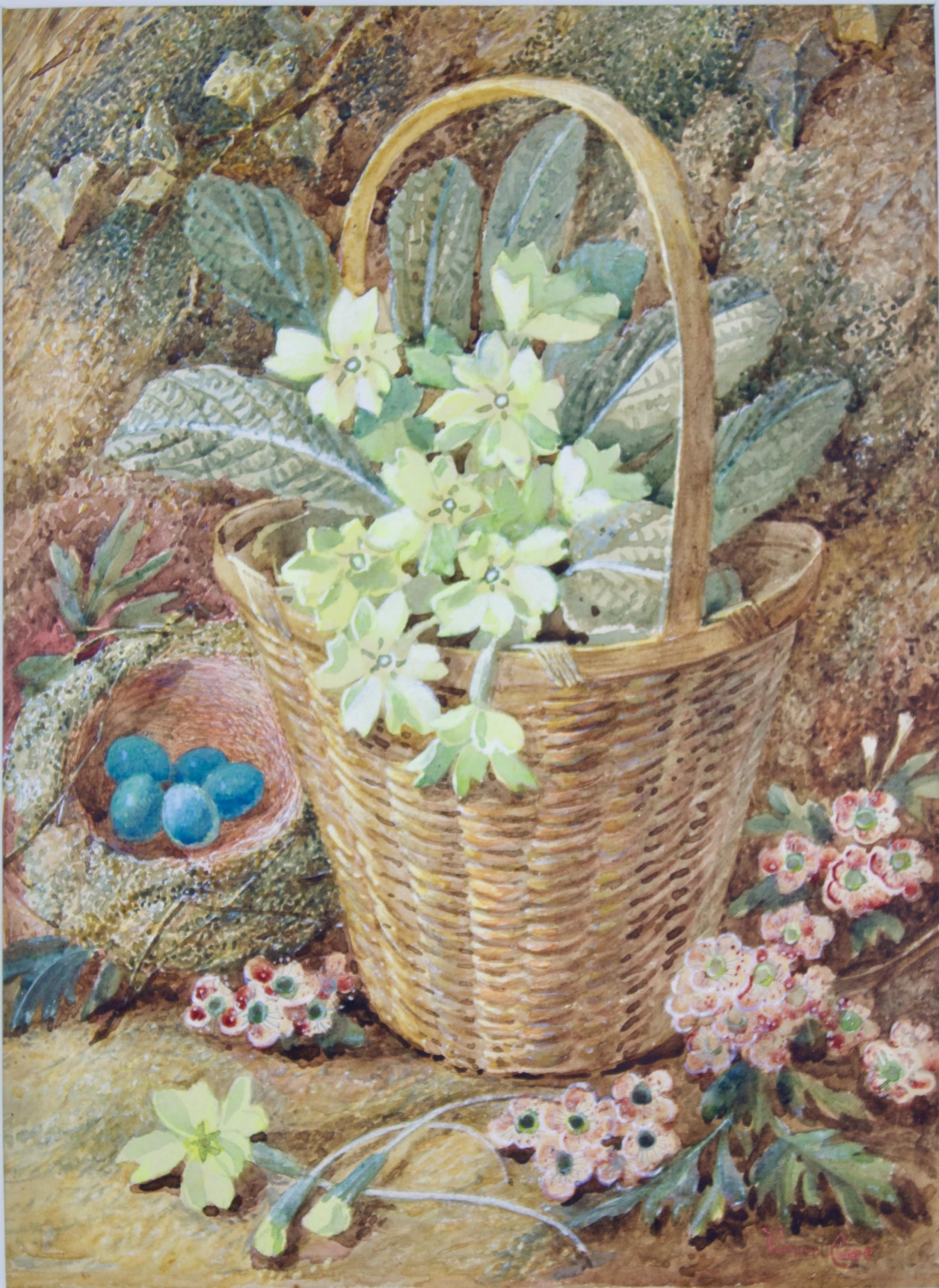 vincent clare 18551930 wartercolour
