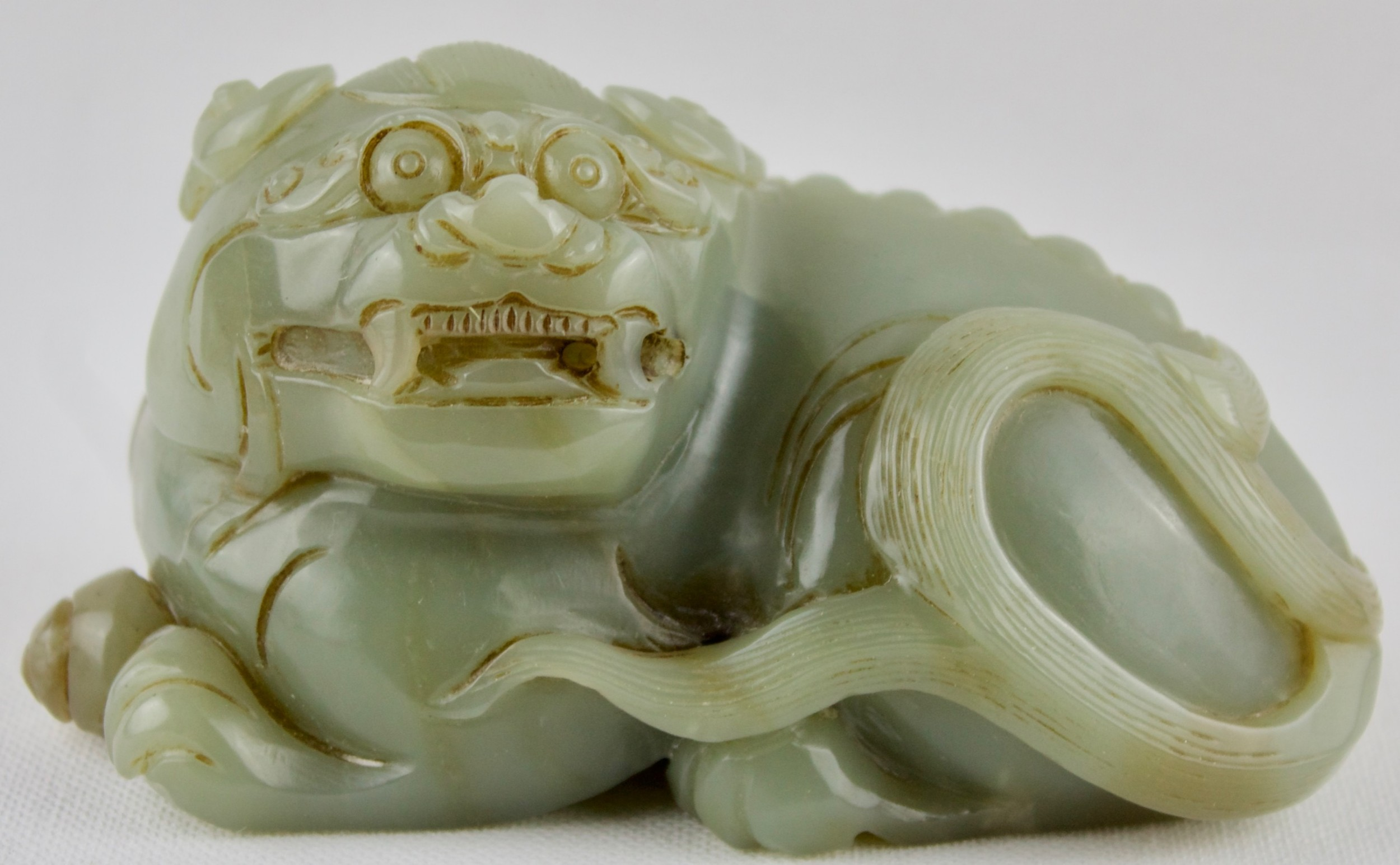 chinese jade dog of fo