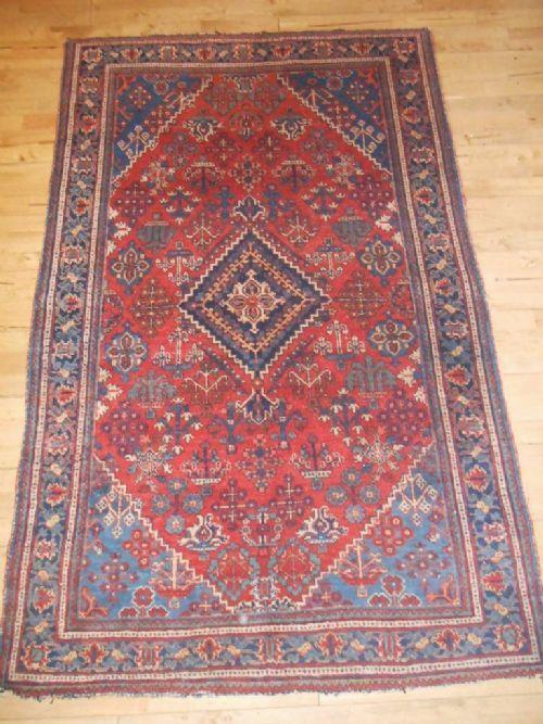 antique persian joshagan carpet rug