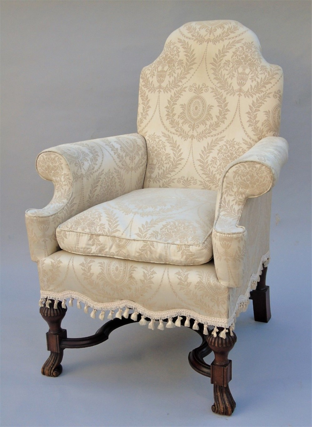 18th Century Style Upholstered Armchair | 590100 ...