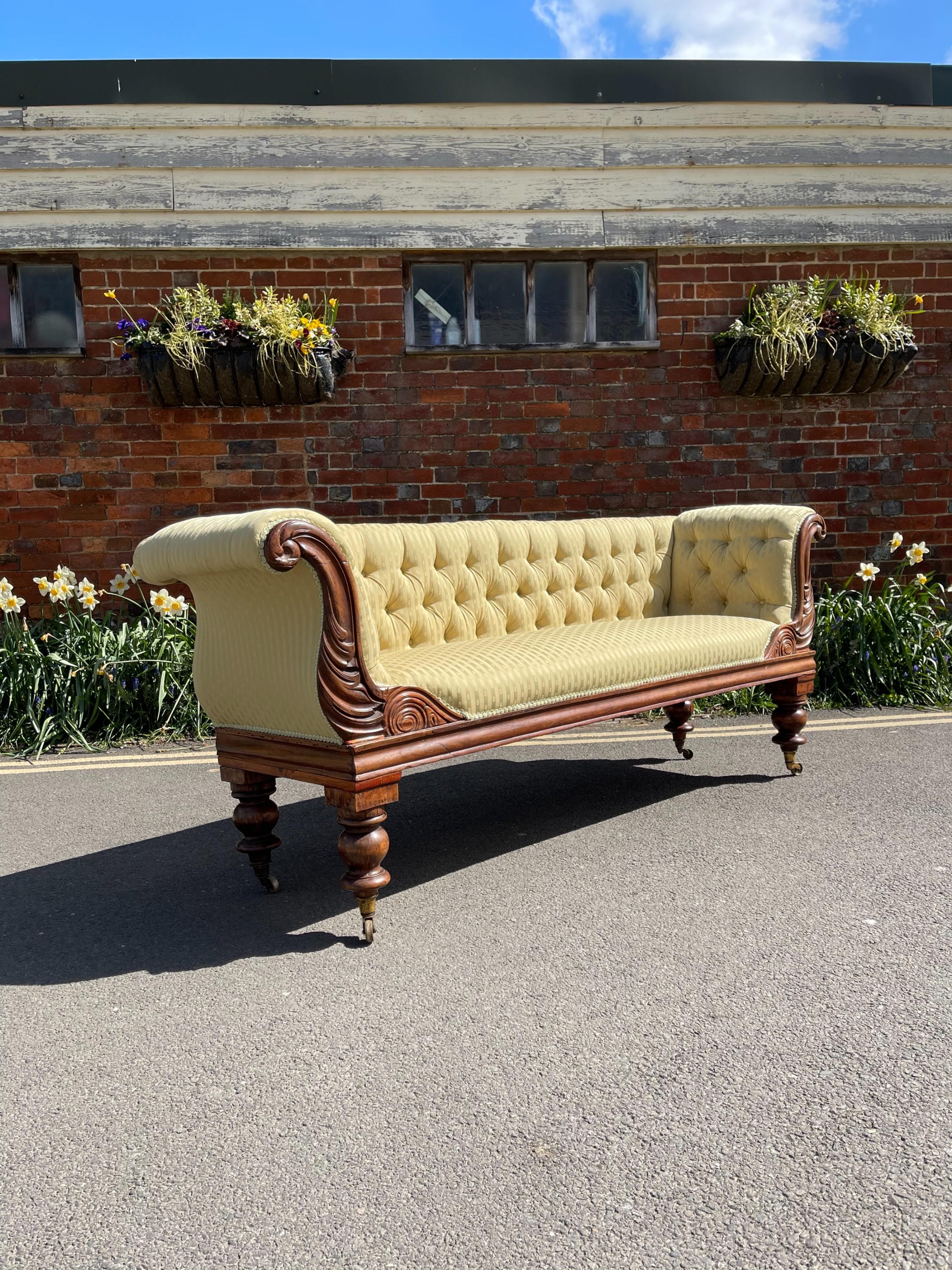 nineteenth century sofa
