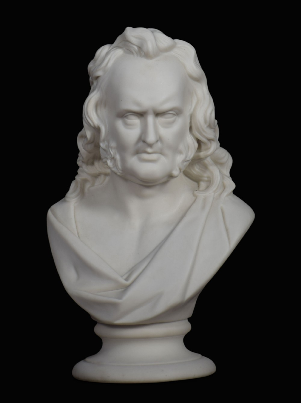 19th bust of professor john wilson