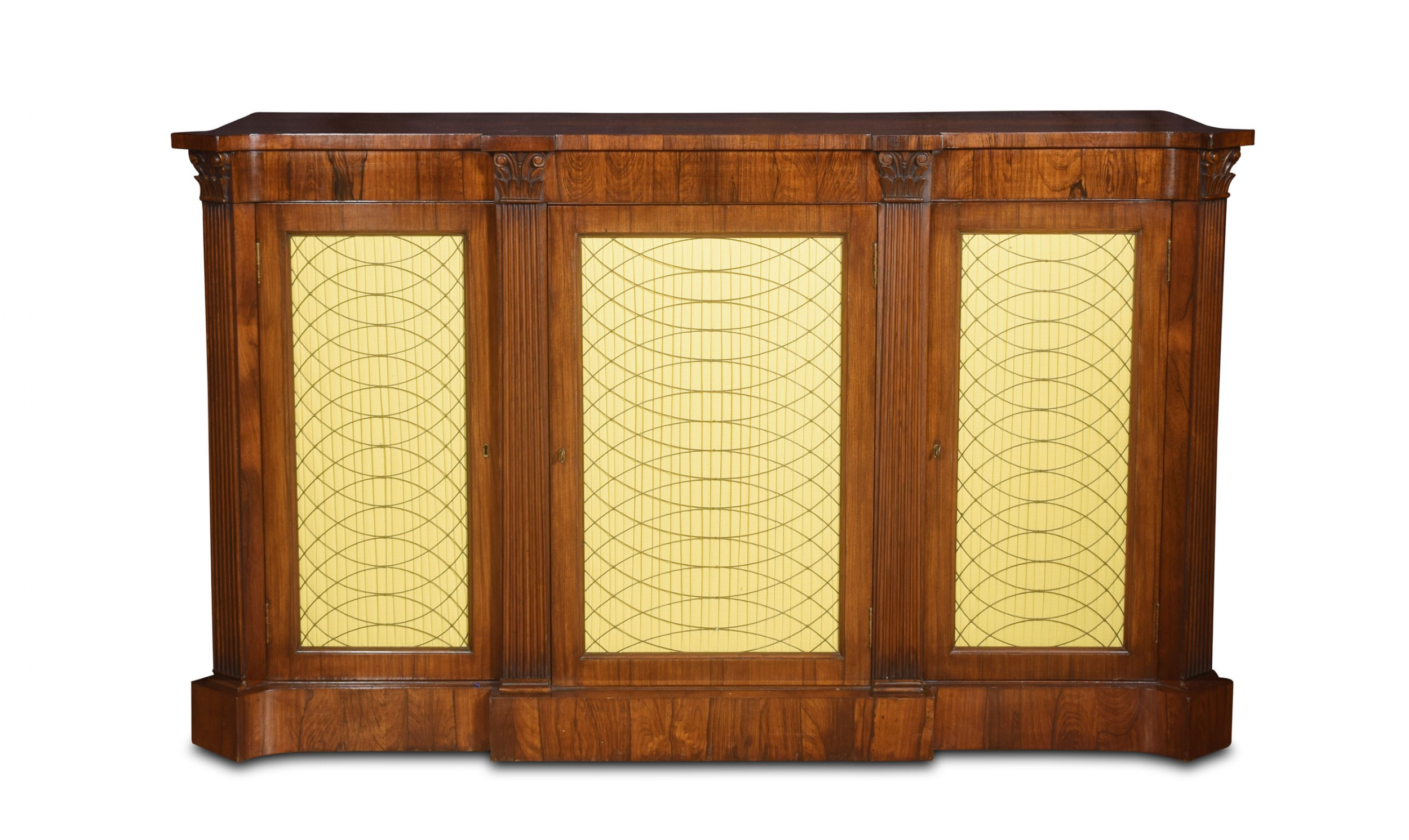 regency rosewood cabinet