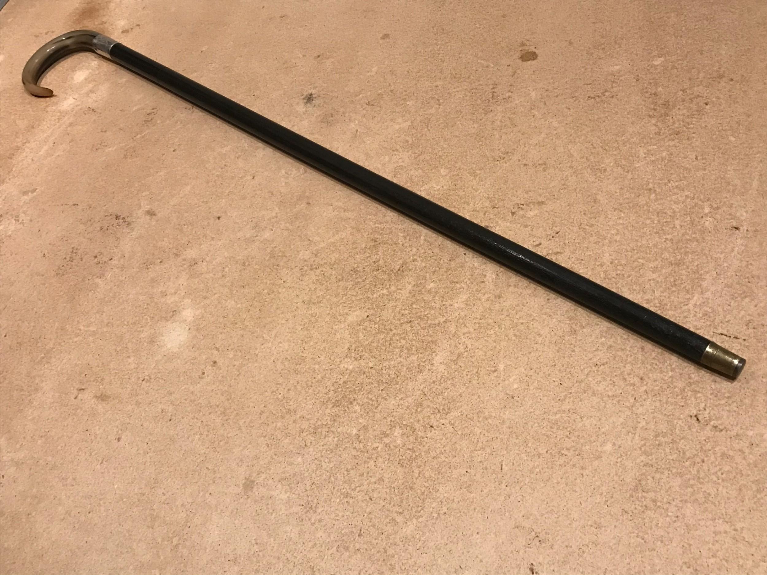 superb gentlemans walking stick sword stick