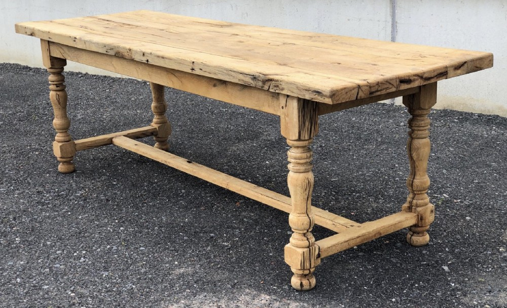 rustic french farmhouse kitchen table