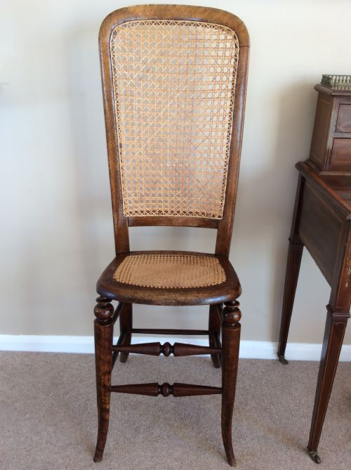 Dated Victorian - Antique Cane Chairs - The UK's Largest Antiques Website