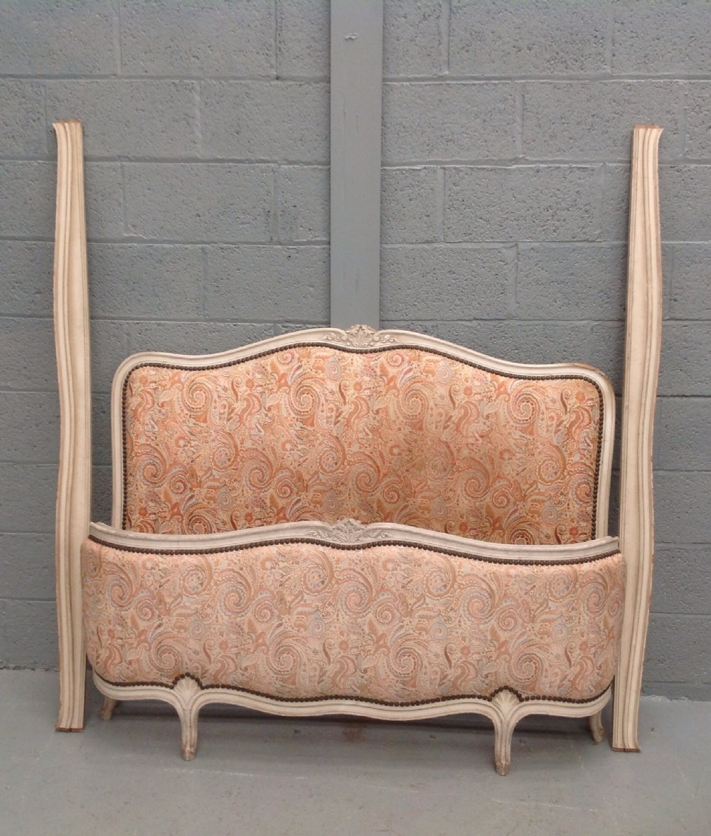 Antique French Corbeille Bed 335750