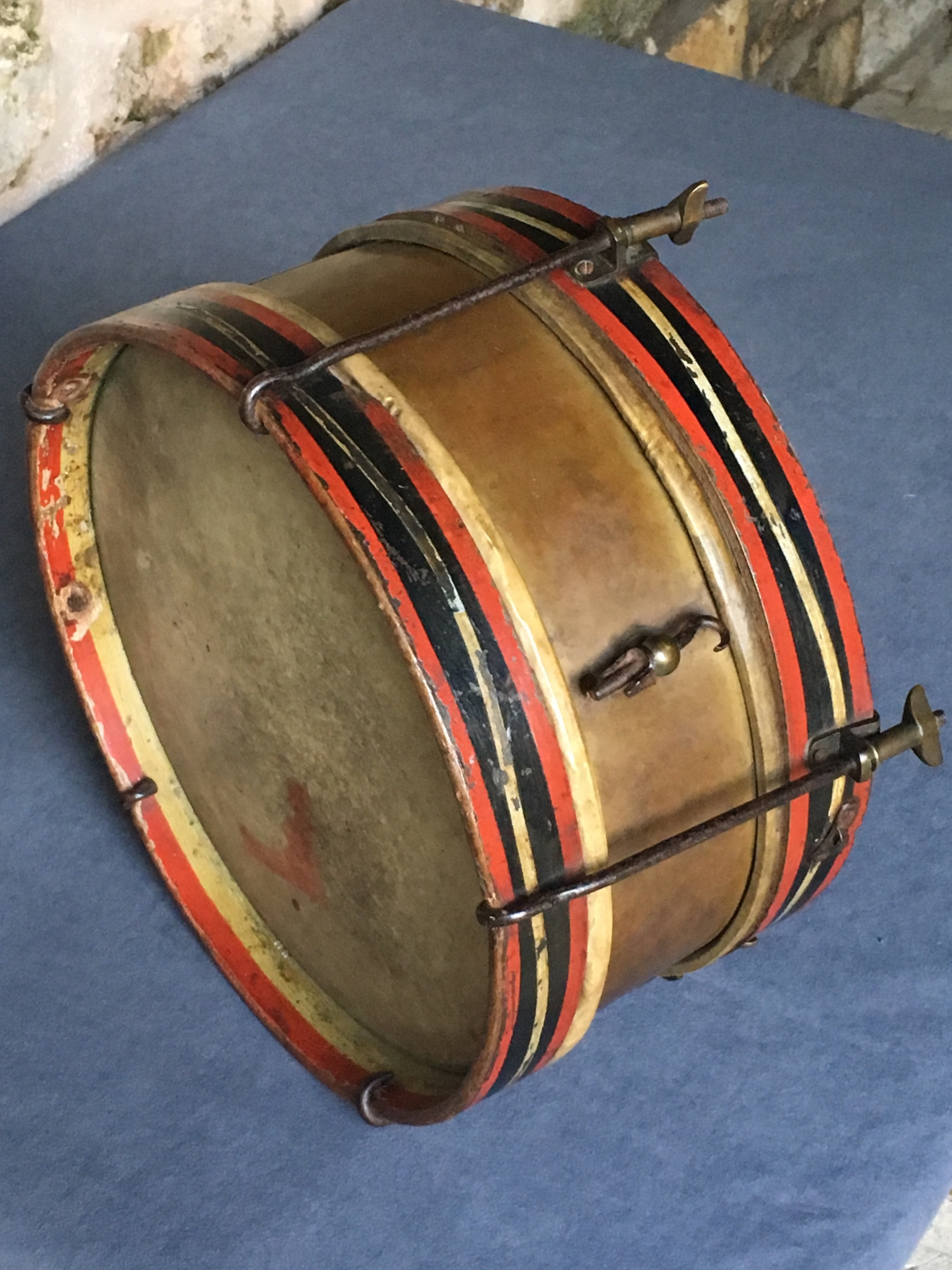early 20th century drum