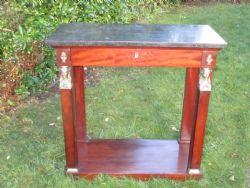 Antique Console Tables The Uk S Largest Antiques Website