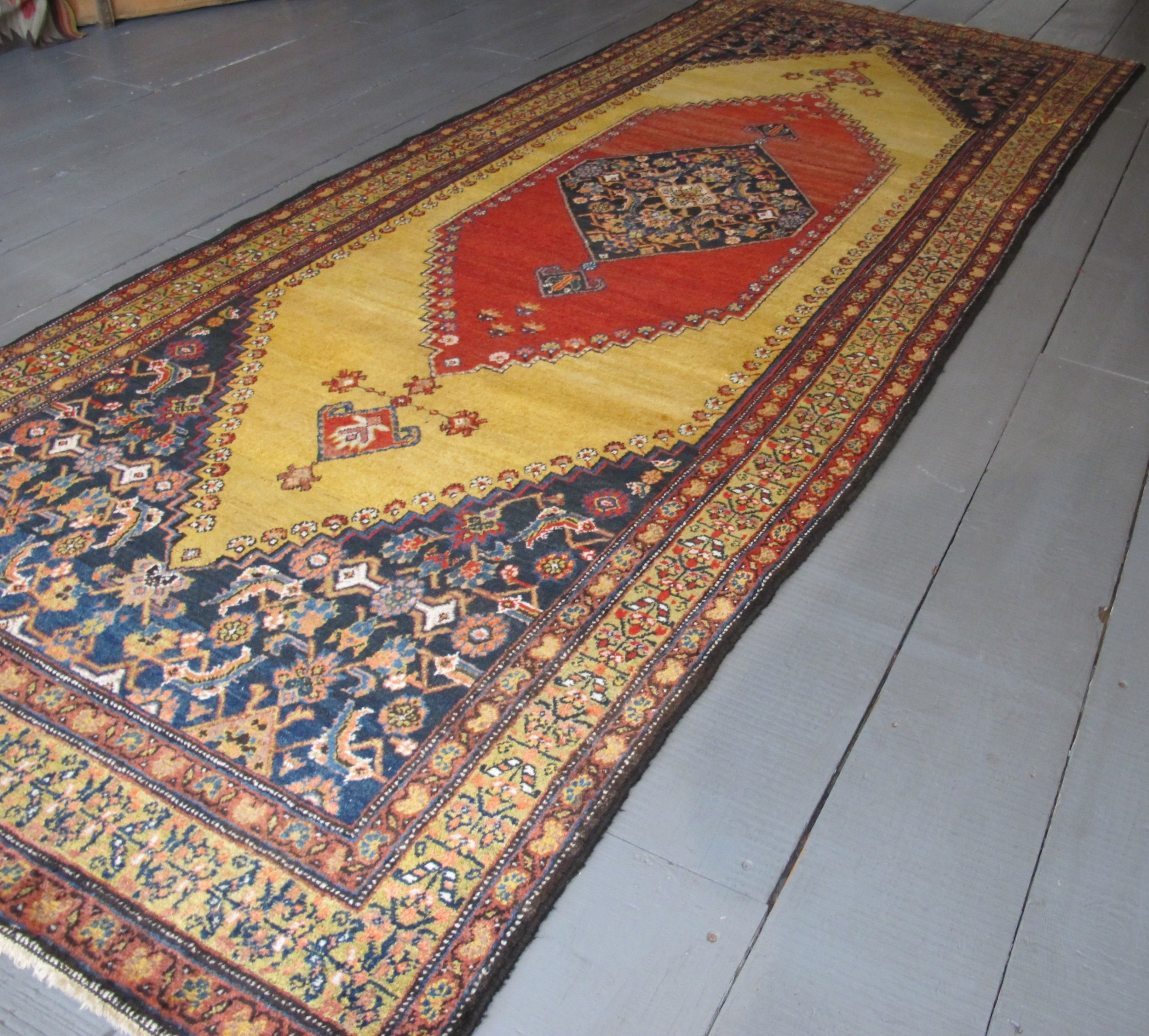 highly dramatic persian long carpet 400m x 151m